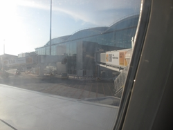 Arriving Alicante Airport