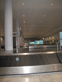 Alicante Airport Baggage Carousels