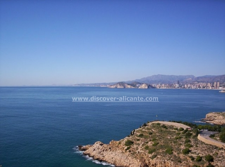 View of Costa Blanca