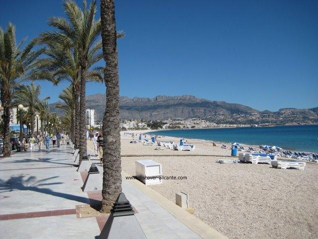Alicante Beaches
