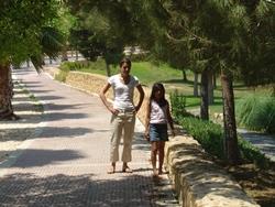 Kathy and Charlotte - Bonalba, Spain