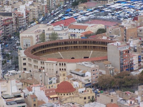 The Bullfighting Museum in Alicante