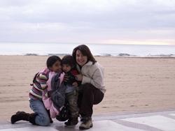 Xmas on the beach